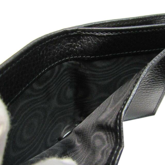 プチマーモント 二つ折りラウンド財布