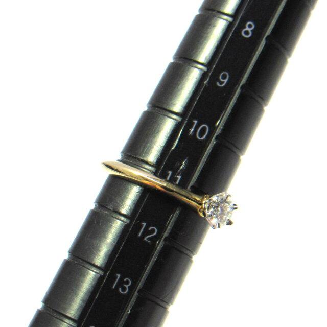 ソリティア ダイヤモンドリング 指輪 ジュエリー