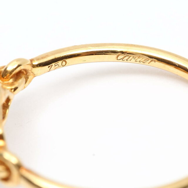 ヒンドゥ リング ダイヤモンド 指輪