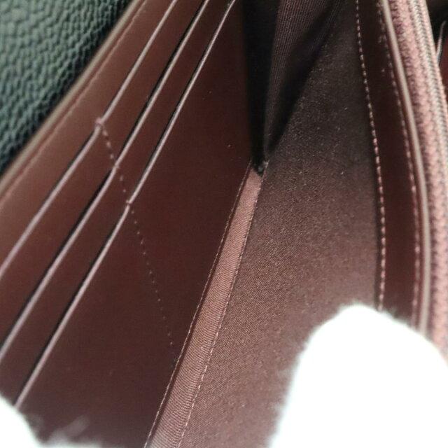 ZIP長財布 二つ折長財布