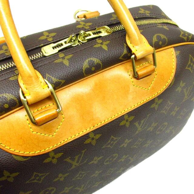 ドーヴィル 化粧バッグ ハンドバッグ