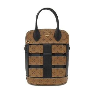 [Pre] Louis Vuitton Torre Sage手提袋Monogram反向(M44113)  路易威登BRANDOFF品牌路易威登品牌路易威登品牌品牌包袋挎包