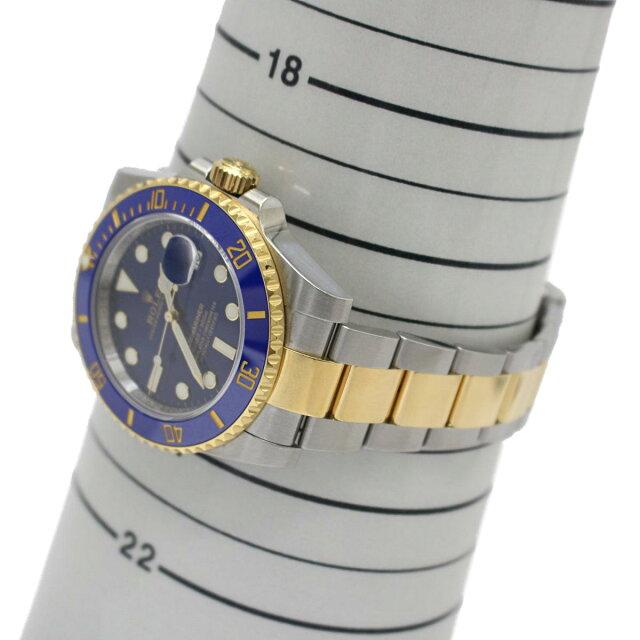 サブマリーナ デイト メンズウォッチ 腕時計