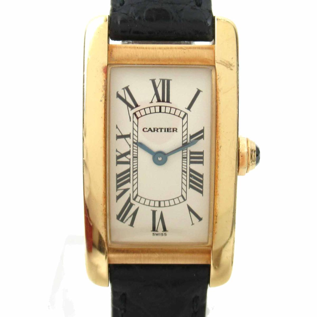 腕時計, レディース腕時計 GET K18YG (750 (W2601556) Cartier BRANDOFF