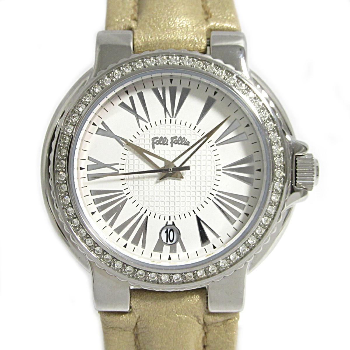 腕時計, 男女兼用腕時計 GET (SS) (WF6A003SD) Folli Follie BRANDOFF
