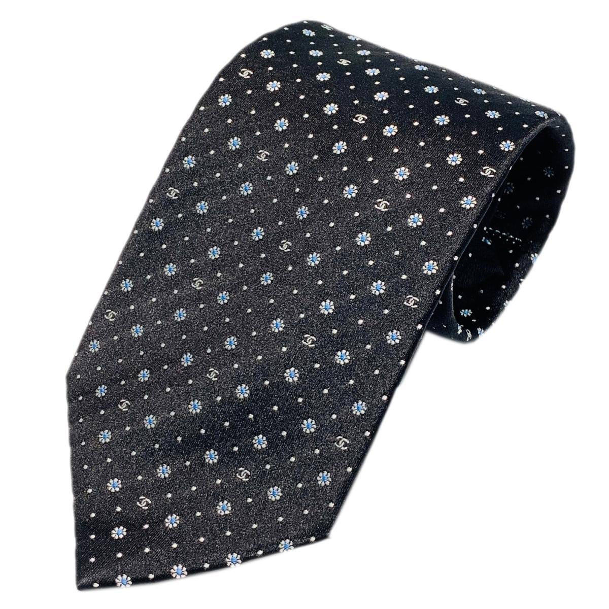 スーツ用ファッション小物, ネクタイ GET CHANEL BRANDOFF