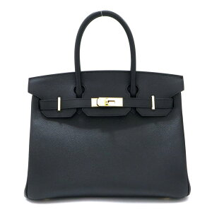 Hermes Birkin 30手提包女士Vaux Epson黑色  Pinkoi HERMES BRANDOFF品牌折扣品牌品牌包品牌背袋背手提包手