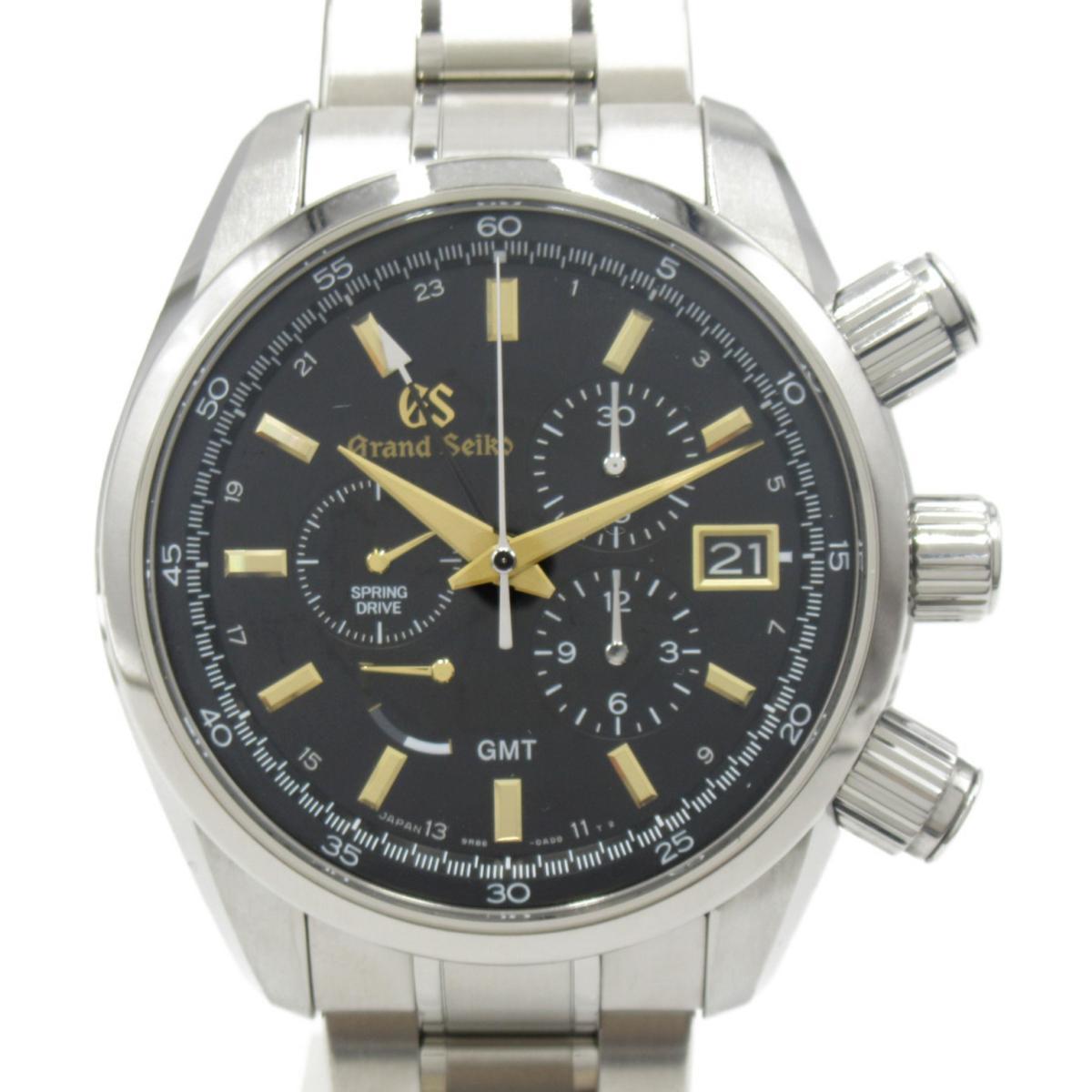 腕時計, メンズ腕時計  GMT (SBGC205) SEIKO BRANDOFF