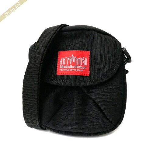 マンハッタンポーテージ Manhattan Portage メンズ・レディース ショルダーバッグ Hudson Bag ハドソンバッグ ブラック 1402 BLACK | コンビニ受取 ブランド
