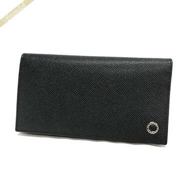 ブルガリ BVLGARI 財布 メンズ 長財布 ブルガリ・ブルガリ マン レザー ブラック 30398 BLK | ブランド