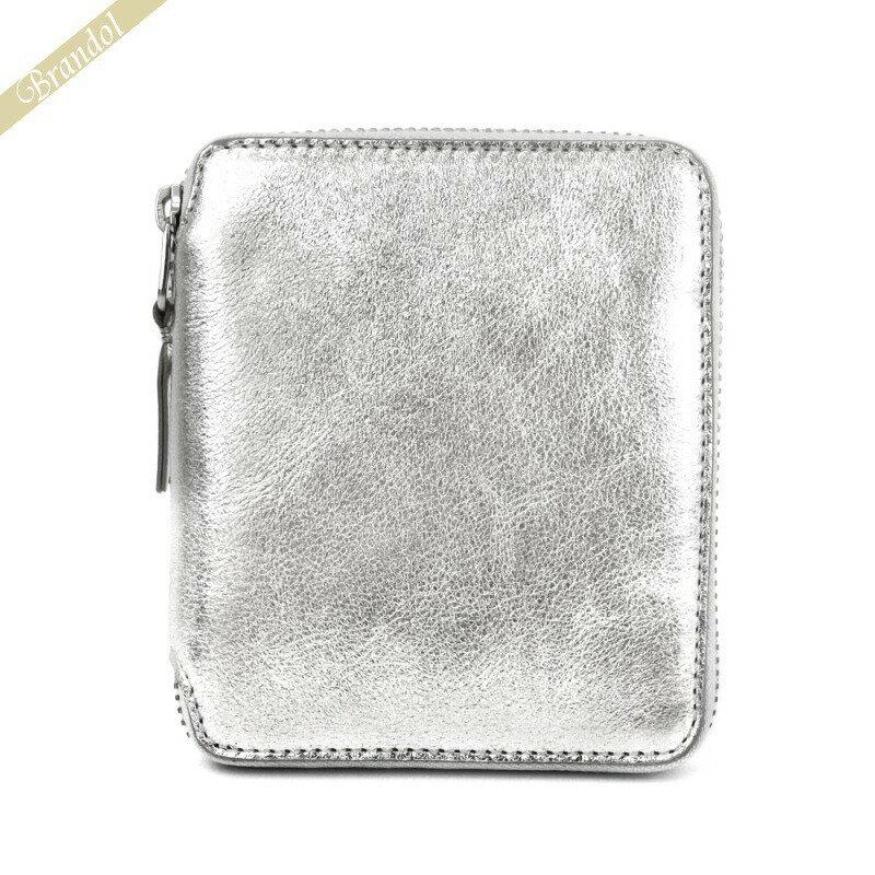 財布・ケース, メンズ財布  COMME des GARCONS SA2100G SILVER