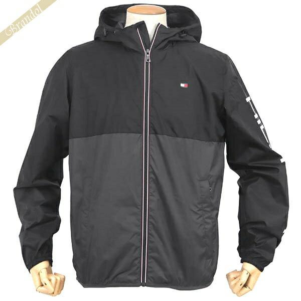 メンズファッション, コート・ジャケット 200OFF101823:59 TOMMY HILFIGER MLXL 158AN416 BLACK