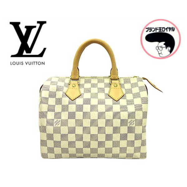 the latest 7a227 2af3e LOUIS VUITTON ルイヴィトン CHANEL ダミエアズール スピーディ ...