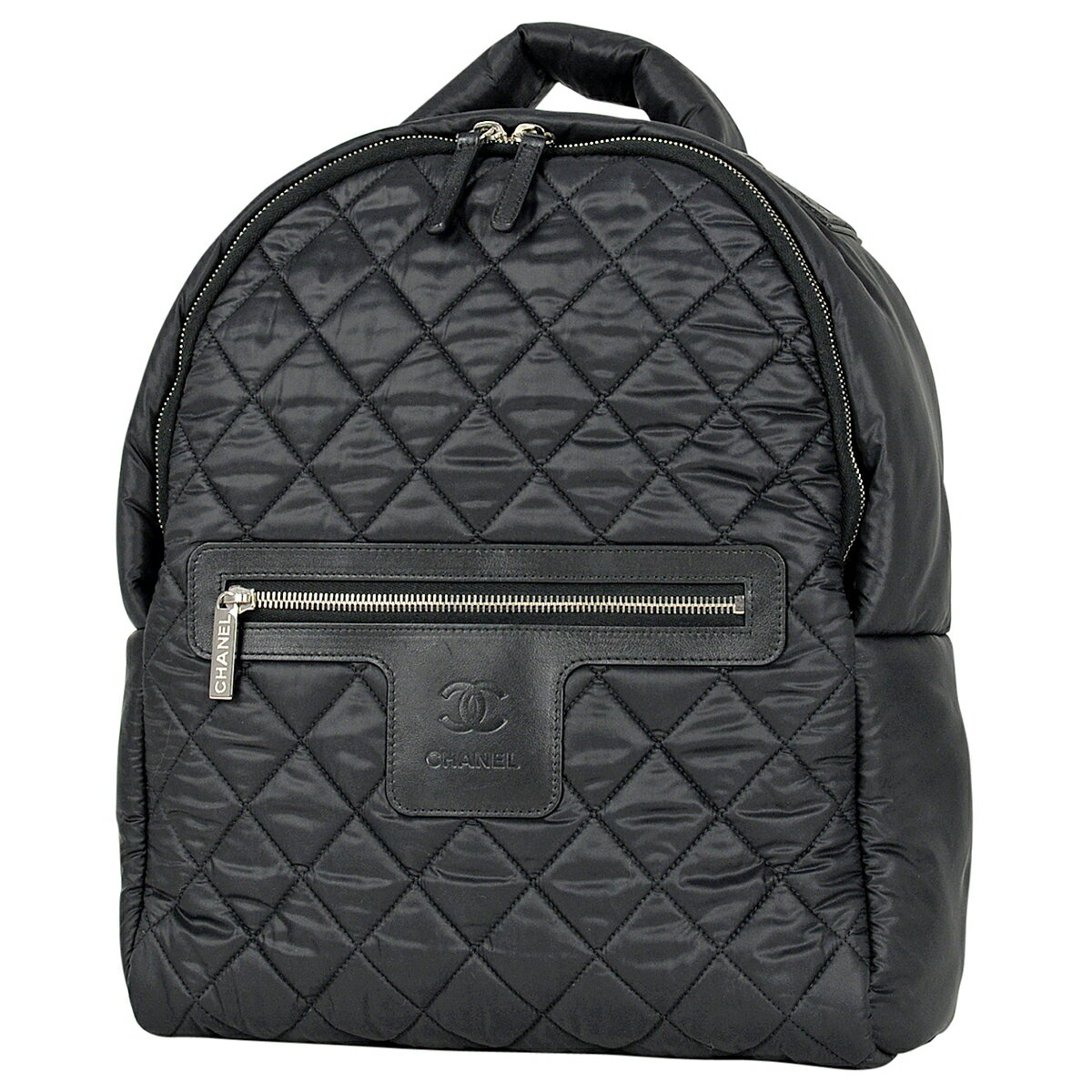 CHANEL quilted backpack 70OFF!64 20:00-611 1:59 ...