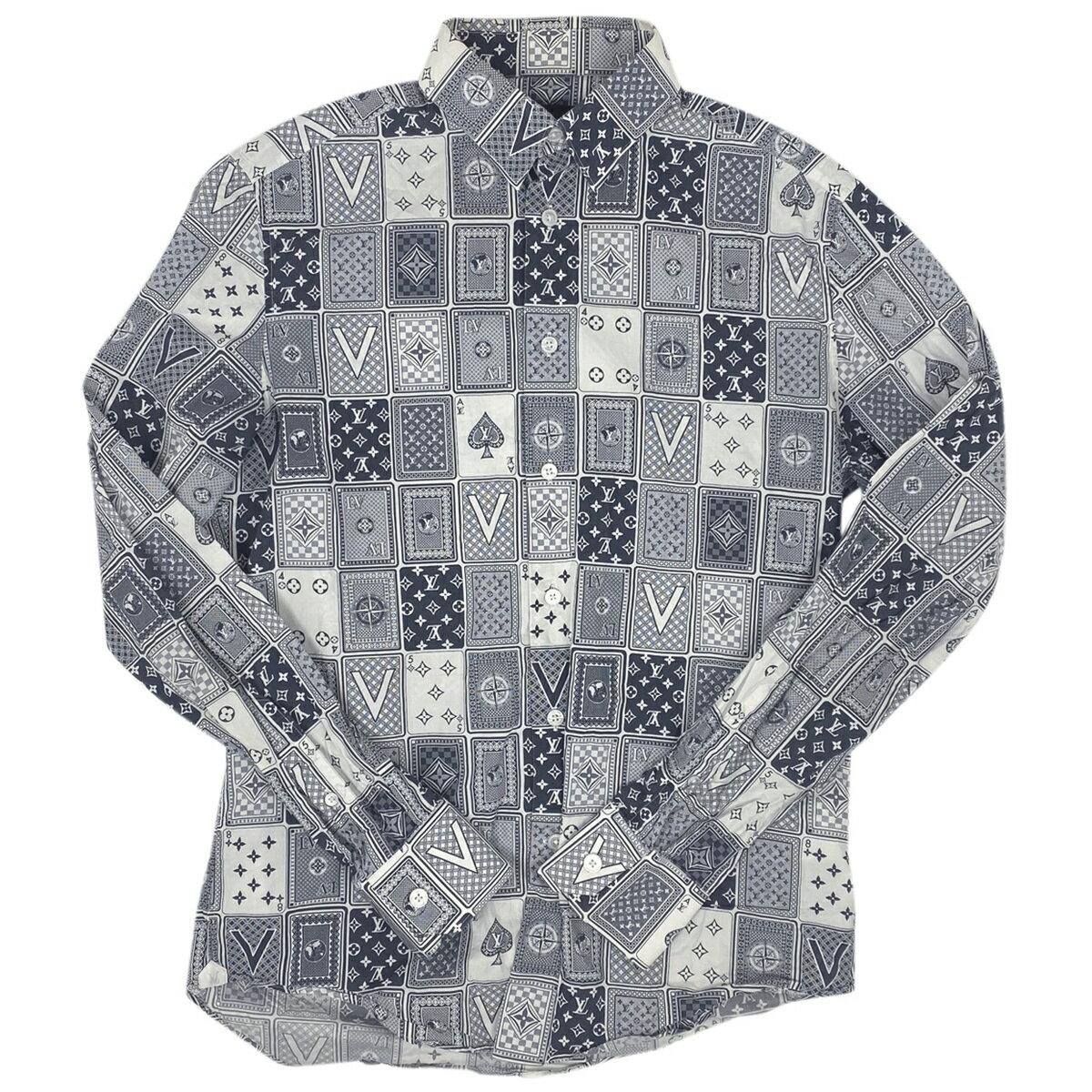 トップス, カジュアルシャツ  Louis Vuitton