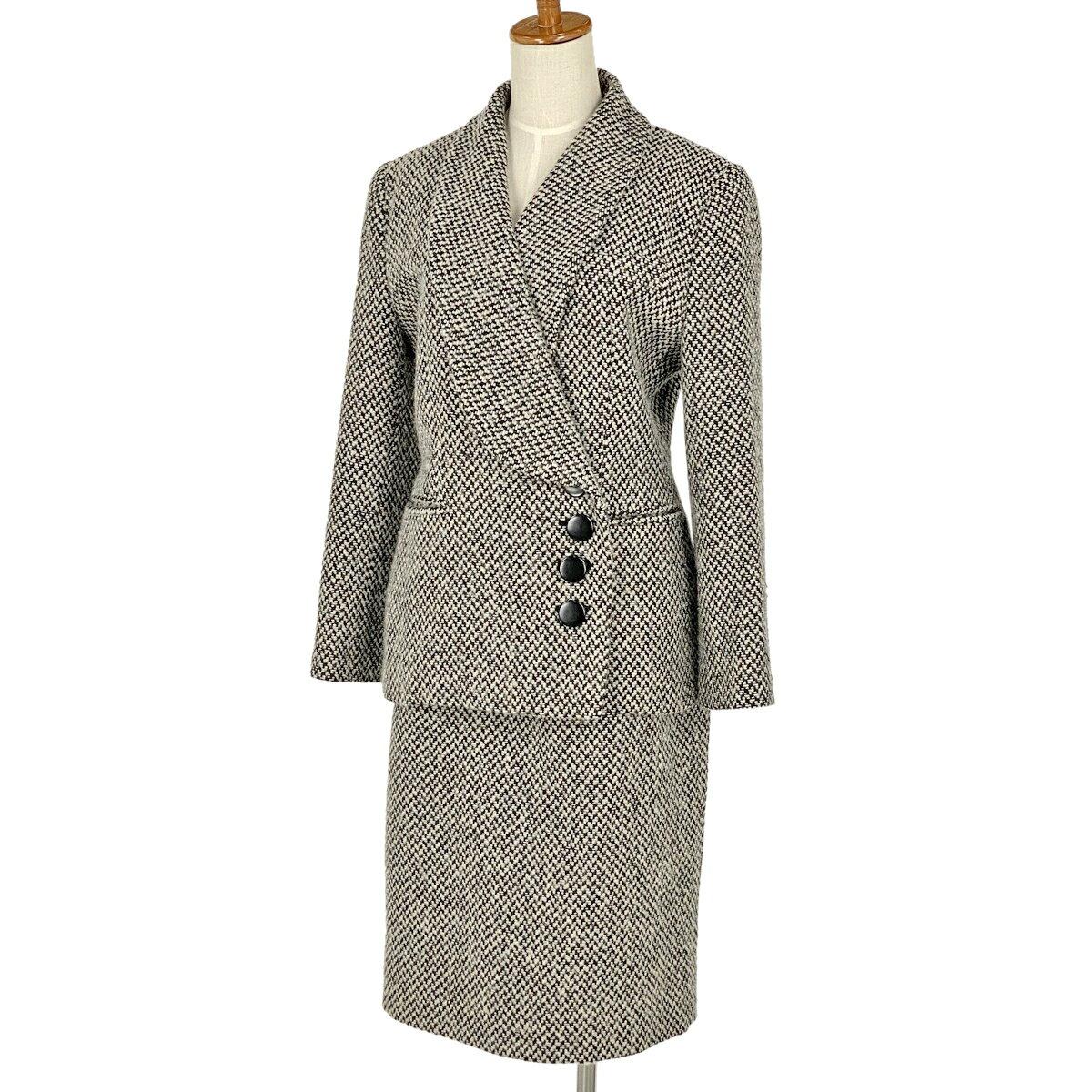 スーツ・セットアップ, スカートスーツ  Christian Dior