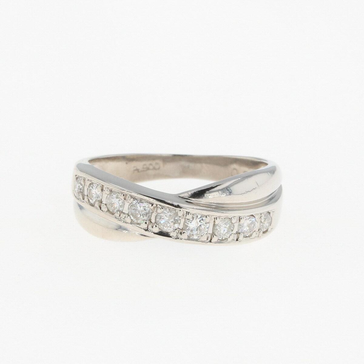 レディースジュエリー・アクセサリー, 指輪・リング  8 Pt900