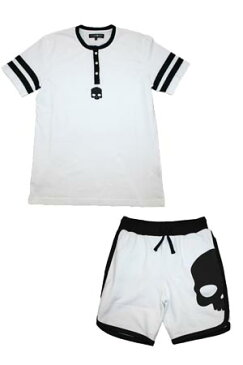 【HYDROGEN】ハイドロゲン 上下セット 半袖Tシャツ×ハーフパンツ 全3色 160603