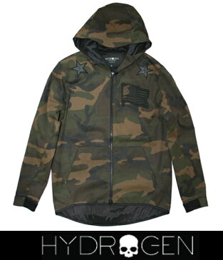【HYDROGEN】ハイドロゲン リミテッド ランニングジャケット  LTD RUNNING JACKET 215712