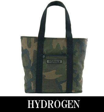 【HYDROGEN】ハイドロゲン トートバッグ ミリタリー ショッピングバッグ/MILITARY SHOPPING BAG