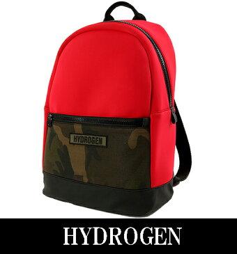 【HYDROGEN】ハイドロゲン ネオプレーン バッグパック/NEOPRENE BACKPACK 赤