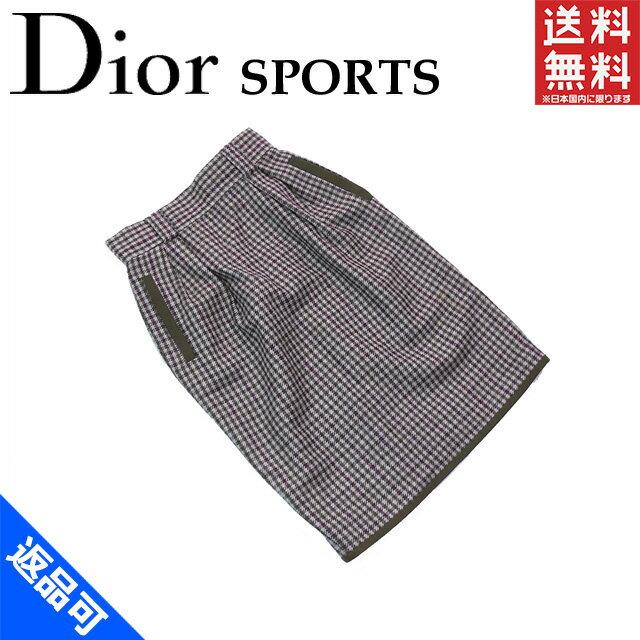 ボトムス, スカート  Christian Dior SPORTS S X5463