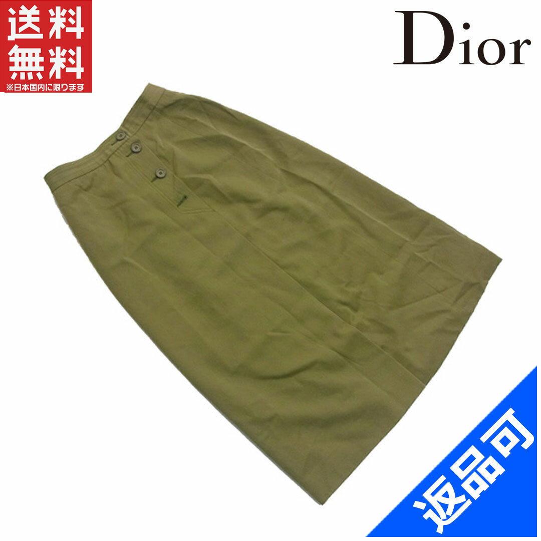 ボトムス, スカート  Christian Dior X7044