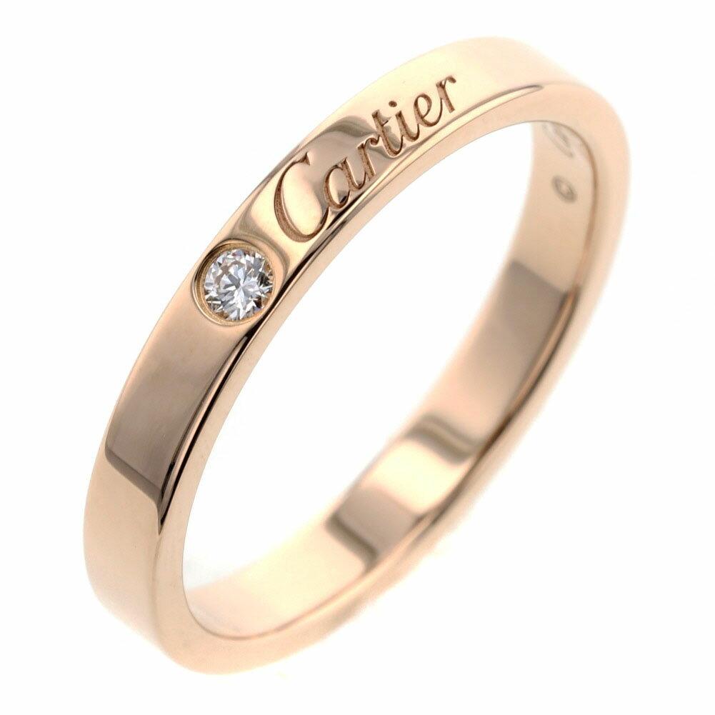 メンズジュエリー・アクセサリー, 指輪・リング  1P 3mm K18 17 CARTIER K90723958