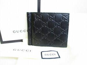 6ae6bbf7d30a 価格:39,960円(税込)送料別. 【中古】 グッチ Gucci マネークリップ ...
