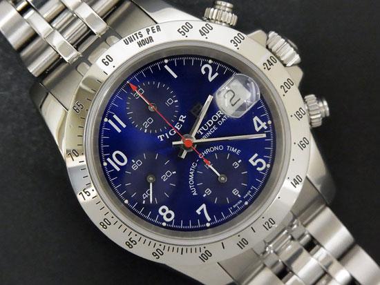 腕時計, メンズ腕時計  TUDOR TIGER 79280P B