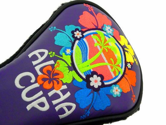 【・代引き手数料無料】【未使用 S品】【激レア品♪】 SCOTTY CAMERON スコッティキャメロン THE CAMERON COLLECTOR ALOHA CUP アロハカップ Driver ヘッドカバー ドライバー用カバー
