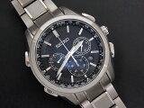 【送料・代引き手数料無料】 【新品同様 S品】 セイコー SEIKO ブライツ BRIGHTZ SAGA197 ソーラー電波時計 フライトエキスパート 腕時計