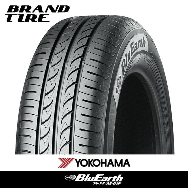 取付対象 YOKOHAMAヨコハマBluEarthブルーアースAE-01F175/65R1584S タイヤのみ1本価格