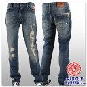 【FRANKLIN&MARSHALL/フランクリンマーシャル/メンズジーンズ/デニム/クリアランスセール50%OFF...