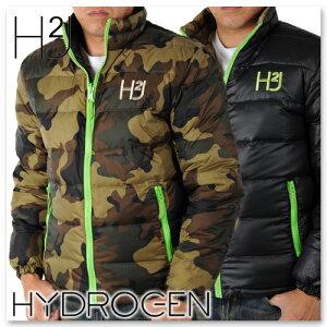 HYDROGEN【ハイドロゲン】メンズ ダウンジャケット 60%OFFHYDROGEN【ハイドロゲン】メンズダウ...