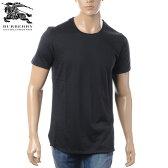 BURBERRY バーバリー クルーネックTシャツ 半袖 メンズ 4043648 ブラック 2017春夏新作