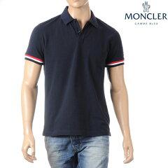 【MONCLER モンクレール メンズポロシャツ】MONCLER GAMME BLEU【モンクレール】メンズポロシャ...
