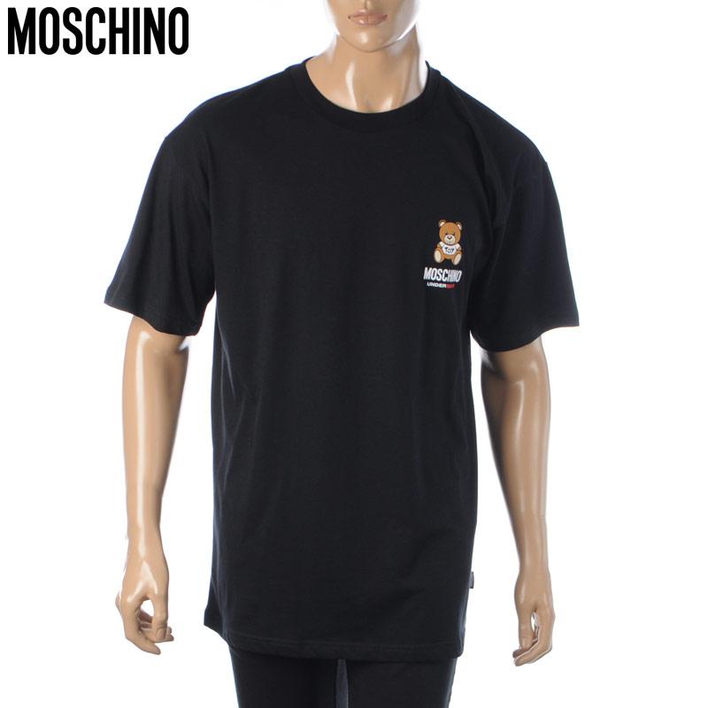 トップス, Tシャツ・カットソー  MOSCHINO UNDERWEAR T A1923 8125 2021