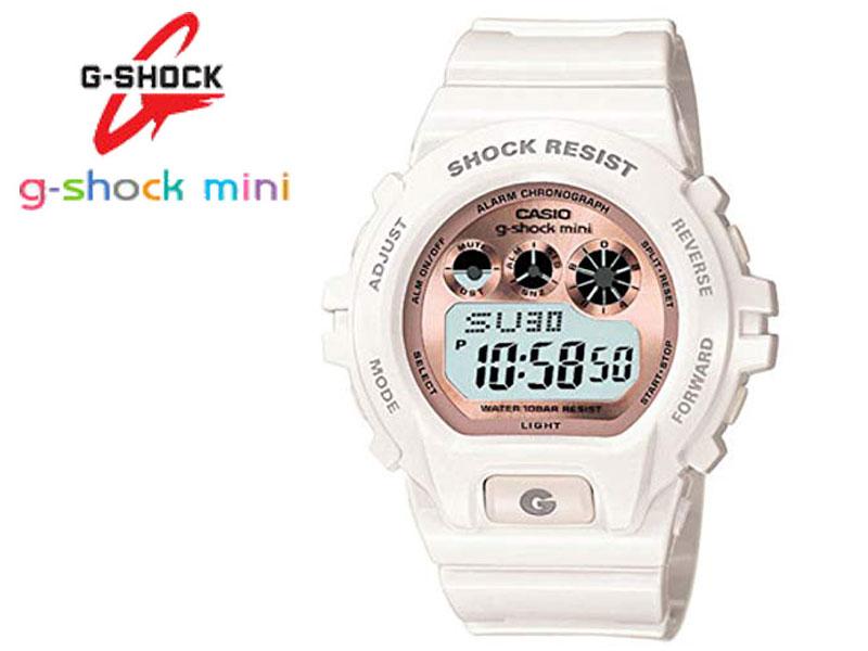 腕時計, 男女兼用腕時計 G-SHOCK G SHOCK GSHOCK mini CASIO GMN-691-7BJF G 3288