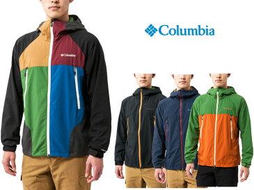 【Columbia/コロンビア】フロックスジャケットFrocks Jacket マウンテンパーカー ウィンドブレーカー アウトドア ジャケット PM3327