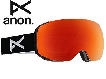 anon アノン BURTON バートン 2016-2017 m2 スノーゴーグル スノーボード スノボー Black RedSolex 10756101007 送料無料 ASIAN FIT アジアンフィット 日本正規品
