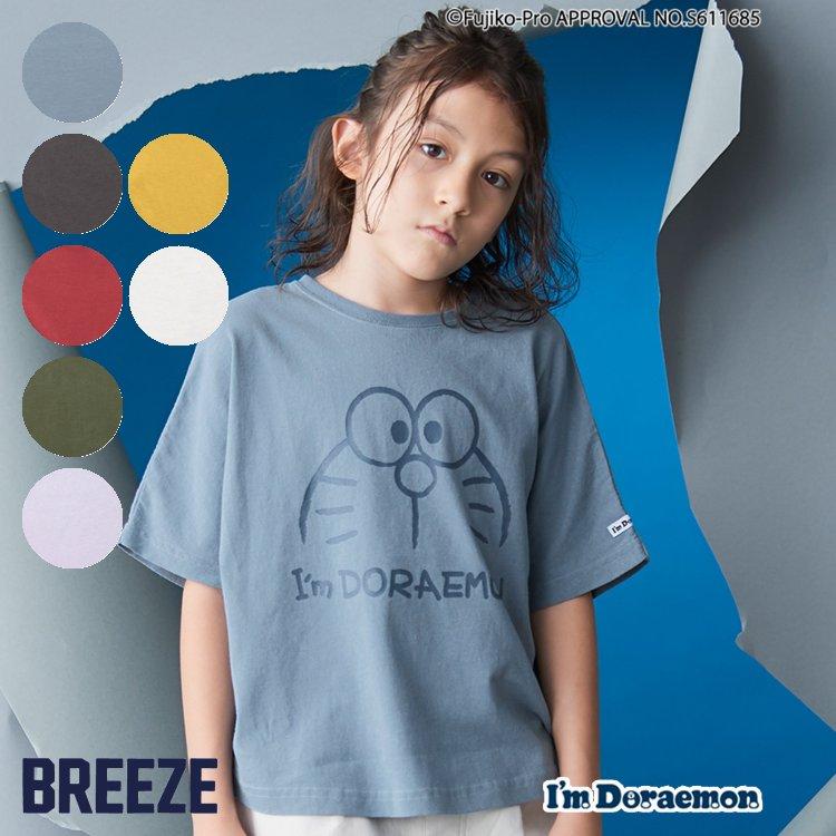 トップス, Tシャツ・カットソー SALE50OFFWEBImDoraemonT BREEZE T j207091