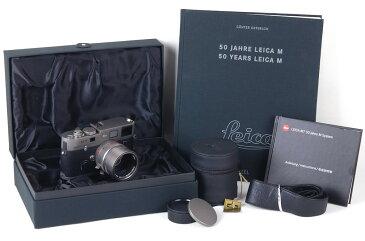 【コレクション美品】 Leica/ライカ M7 0.72+Summilux-M 50mm/1.4 ASPH 10570 50周年記念版#JP20357