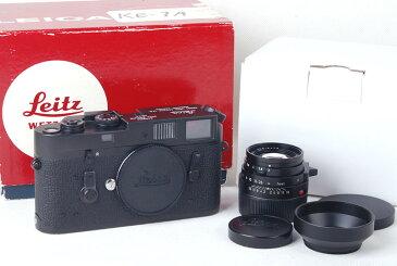 [美品]Leica/ライカ KE-7A Elcan 50/2 Civilian セット #jp20493