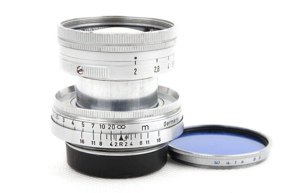 カメラ・ビデオカメラ・光学機器, カメラ用交換レンズ Leica Summicron 50mm F2 M 104 jp23666