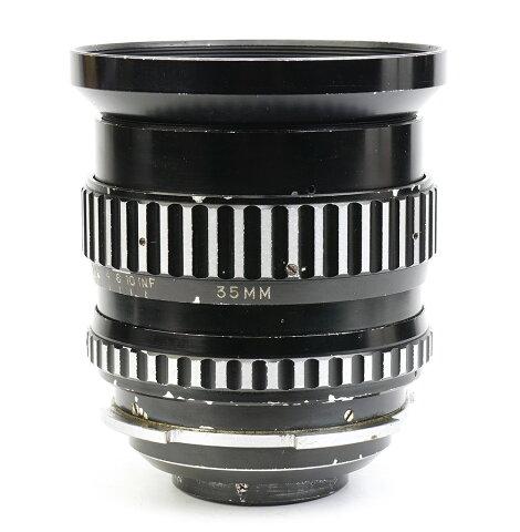 【特価良品】carl zeiss/カール・ツァイス distagon 35mm F1.4 T* 映画用レンズ#31120