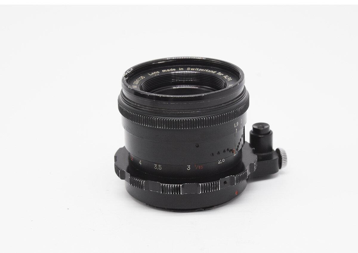 カメラ・ビデオカメラ・光学機器, カメラ用交換レンズ APO ALPA KERN-MACRO-SWITAR 50mm F1.9 AR HK8187