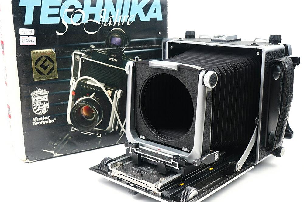 フィルムカメラ, 中判・大判カメラ Linhof 45 Master Technika 4x5 33756