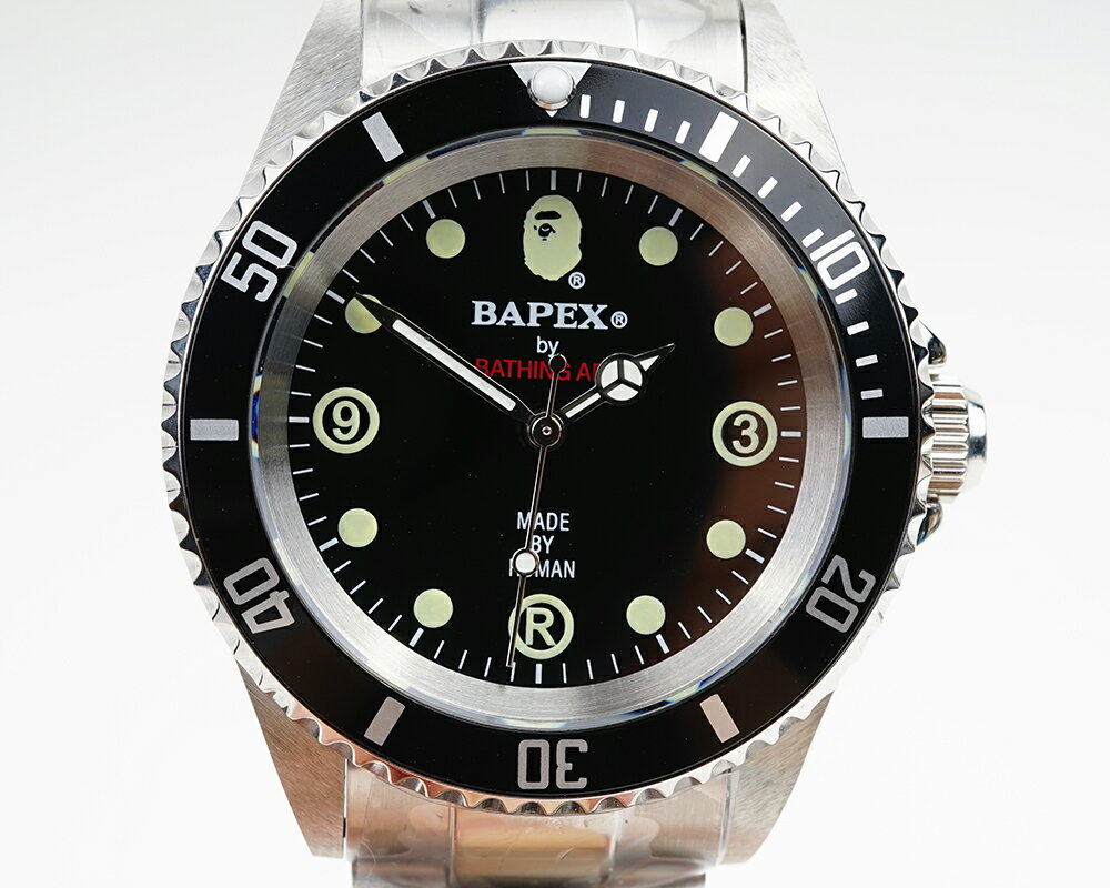 腕時計, メンズ腕時計 A BATHING APE Bapex T001 Rolex Explorer 40mm 33885