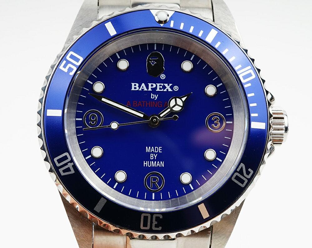 腕時計, メンズ腕時計 A BATHING APE Bapex T001 Rolex Explorer 40mm 33885Q